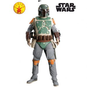 Boba Fett Collectors Edition Adult
