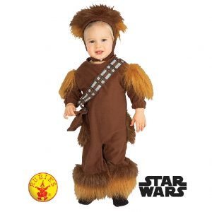Chewbacca Costume Toddler