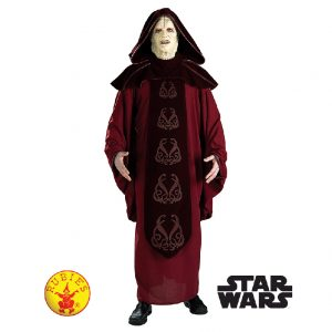 Emperor Palpatine Collectors Edition Adult