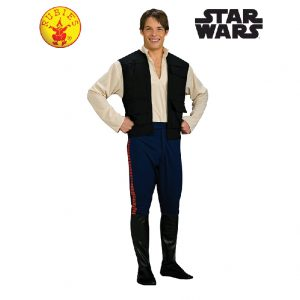 Han Solo Deluxe Costume Adult