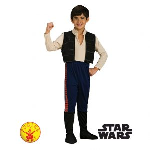 Han Solo Deluxe Costume Child