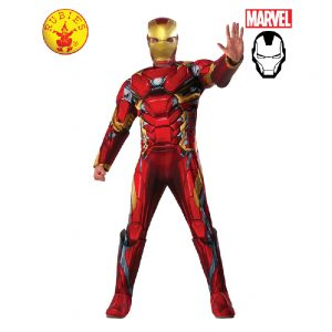 Iron Man Civil War Costume