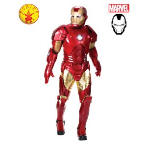 Iron Man Collector's Edition Costume