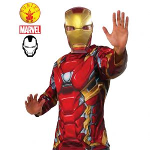 Iron Man Costume Top