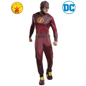 The Flash Costume Adult - Justice League Adult The Flash Costume  sc 1 st  The Costume Store Australia & The Flash u2013 The Costume Store Australia