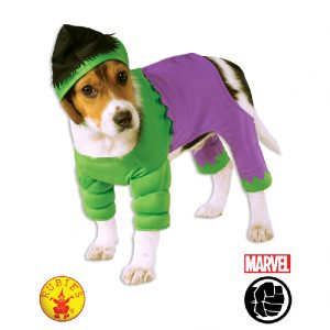 The Hulk Pet Dog Costume