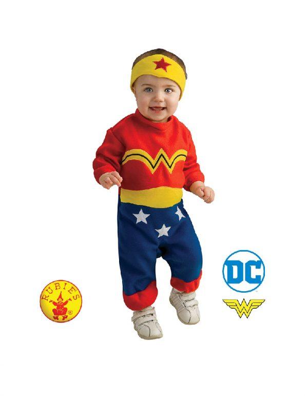 Wonder Woman Costume Baby - Baby Wonder Woman Onesie Romper