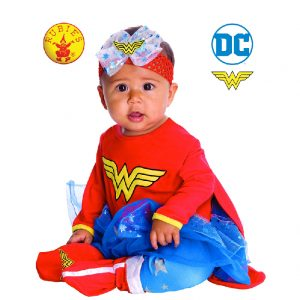 Wonder Woman Costume Baby - Baby Wonder Woman Onesie