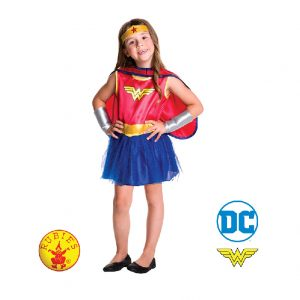 Wonder Woman Costume Toddler - Justice League Wonder Woman Costume