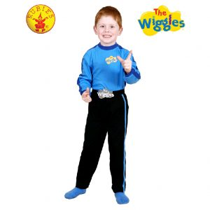 The Wiggles Costume - Blue Wiggles Costume Child  sc 1 st  The Costume Store Australia & The Wiggles Costume u2013 The Costume Store Australia