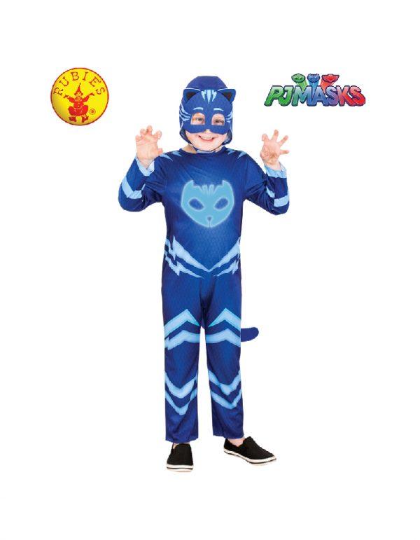 PJ Masks Costume - Catboy Glow in the Dark Costume Child