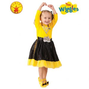 The Wiggles Costume - Emma Wiggle Costume Child Long Hanging