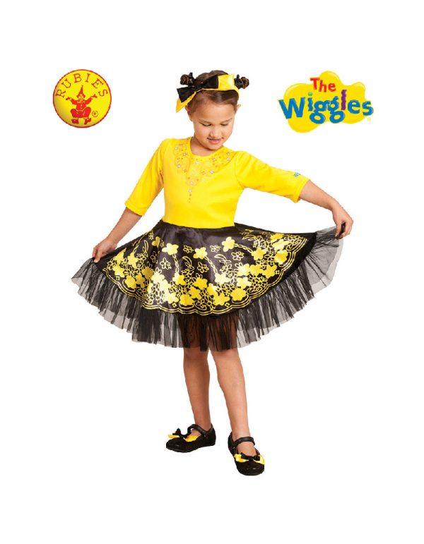 The Wiggles Costume - Emma Wiggle Costume Ballerina