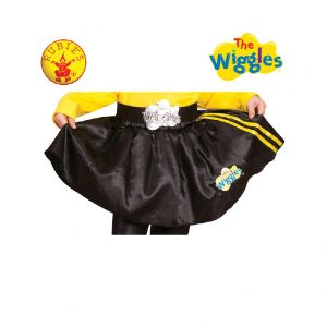 The Wiggles Costume - Emma Wiggle Skirt Child