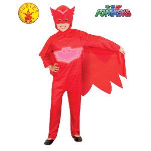 PJ Masks Costume - Owlette Glow in the Dark Costume Child