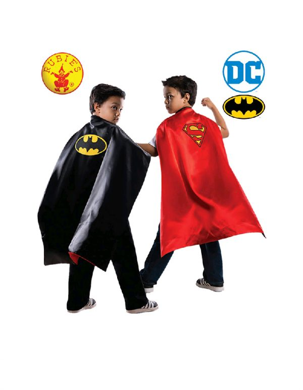 Batman to Superman Cape