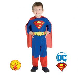 Superman Costume Baby