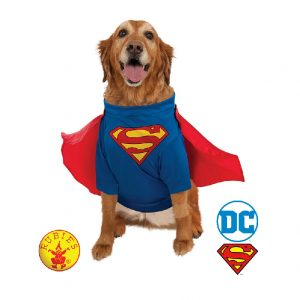 Dog Costume - Superman Pet Costume
