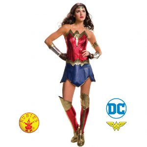 Wonder Woman Costume - Wonder Woman Secret Wishes Costume