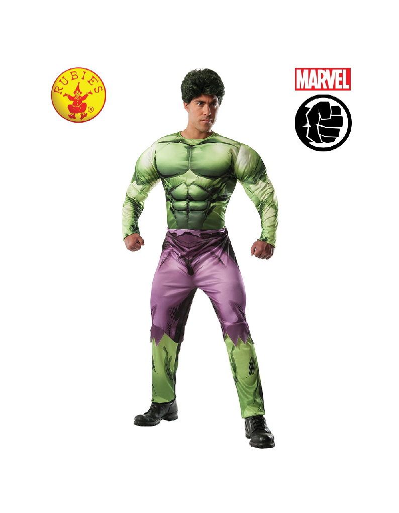 Hulk Costume  sc 1 st  The Costume Store Australia & HULK ADULT COSTUME u2013 SIZE STD u2013 The Costume Store Australia