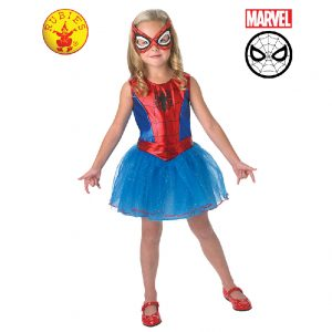Spider-Girl Costume Child