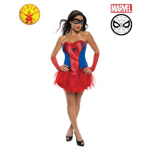 Spider-Girl Costume - Spider-Man Costume