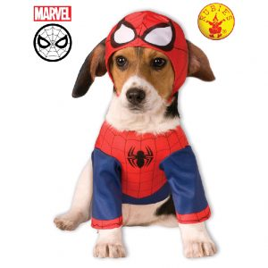 Pet Costume - Spider-Man Dog Costume