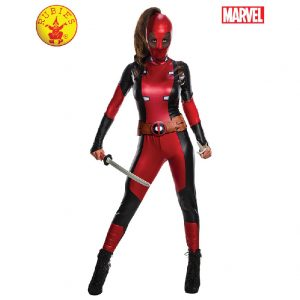 Women's Deadpool Costume