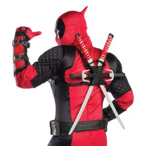 Deadpool Collectors Edition Costume Adult