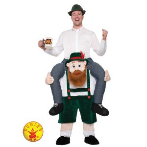 Piggy Back St Patrick's Day Costume