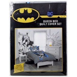 Batman Quilt Cover Set
