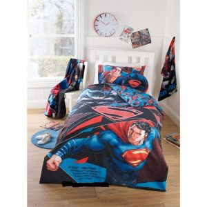 Batman vs Superman Quilt Cover Set