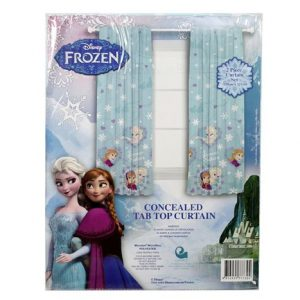 Disney Frozen Curtains