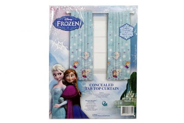 Disney Frozen Curtains