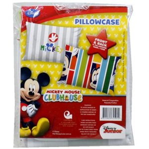 Mickey Mouse Pillowcase