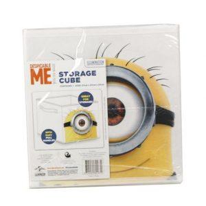 Minions Storage Cube