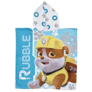 Paw Patrol Hooded Towel Rubble