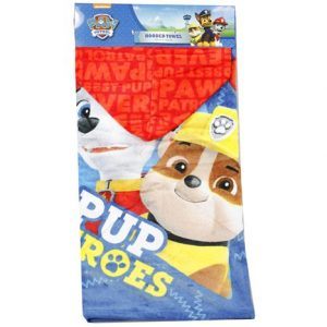 Paw Patrol Hooded Towel