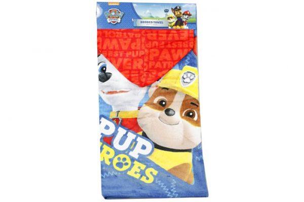 Paw Patrol Hooded Towel