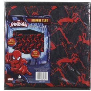 Spiderman Storage Cube