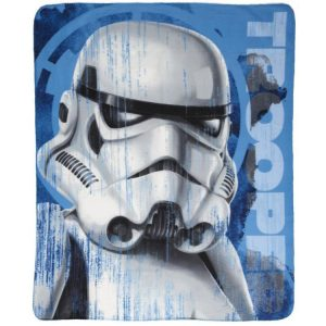 Star Wars StormTrooper Polar Fleece Throw