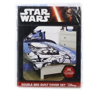 Star Wars Storm Trooper Quilt Cover Set