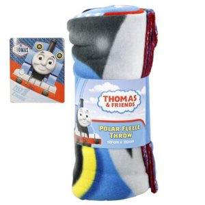 Thomas & Friends Polar Fleece Throw Blanket