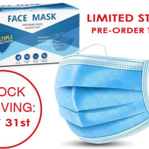 Face Masks - Disposable Face Masks